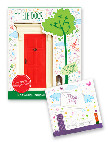My Elf Door Bundle - The Magic Door Store