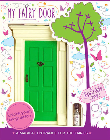 My Green Fairy Door - The Magic Door Store - 1