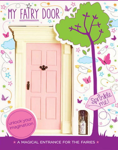 My Pink Fairy Door - The Magic Door Store