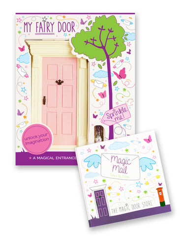 My Fairy Door Bundle - The Magic Door Store