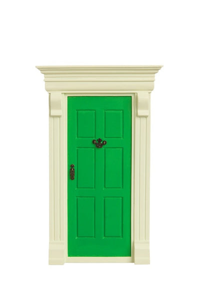 My Green Elf Door - The Magic Door Store - 3
