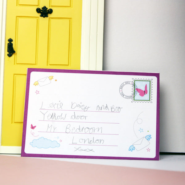 NEW! Magic Mail - Fairy and Elf Letters - The Magic Door Store - 3