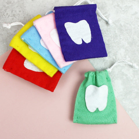 Tooth Fairy Pouch - The Magic Door Store - 1
