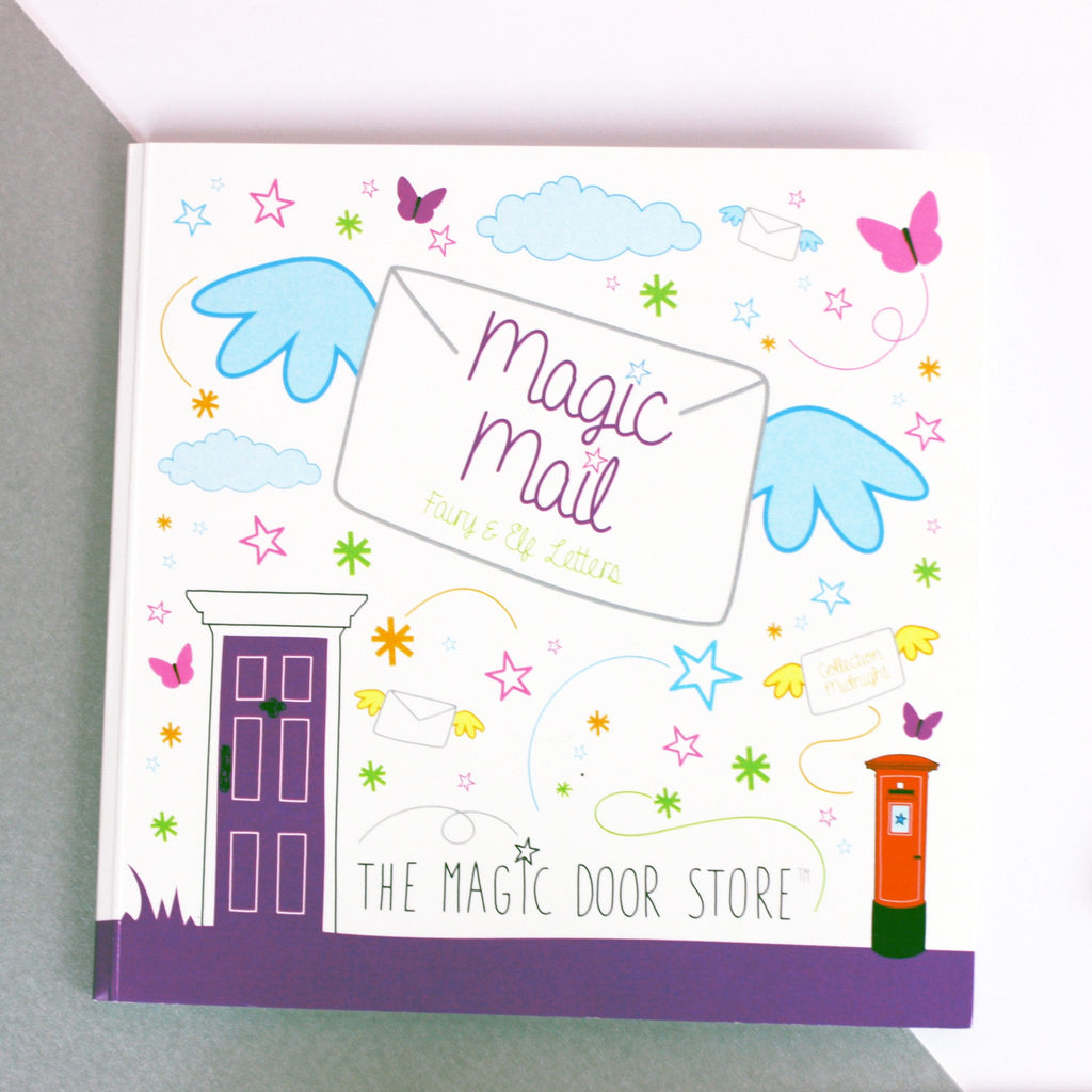 New magic mail fairy and elf letters the magic door store for The magic elf door