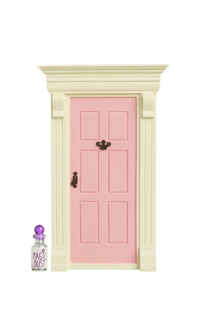 My pink fairy door the magic door store for Pink fairy door