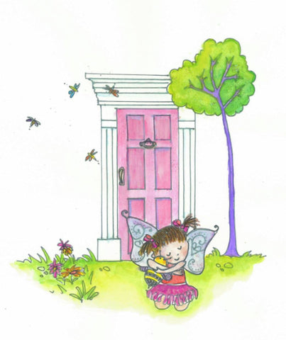 The Magic Fairy Door - Book - The Magic Door Store - 1