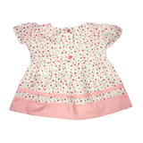 Peach Dress and Bloomers
