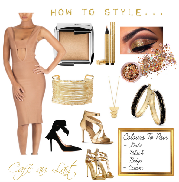 How To Style Your Nude Shade