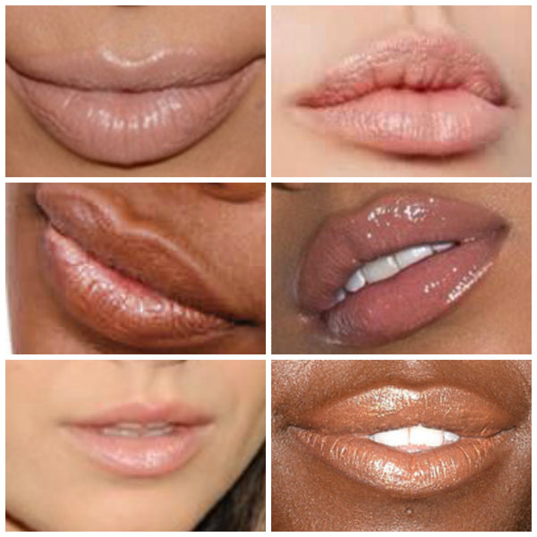 The Best Nude Lipsticks For Your Skin Tone