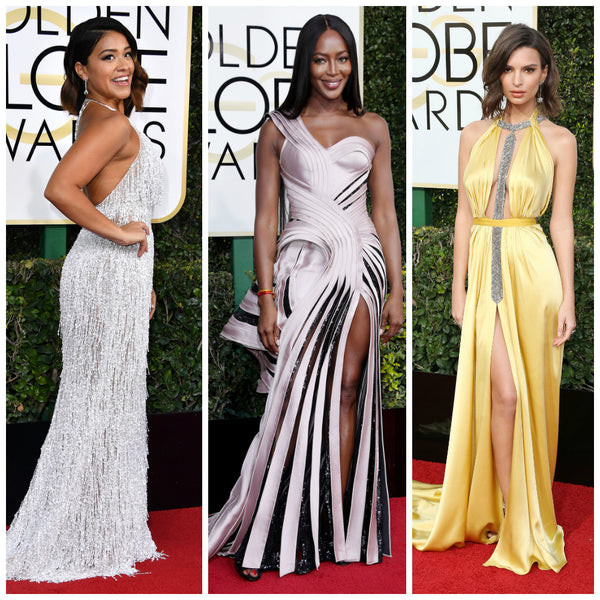The 74th Golden Globe Awards 2017: The Best Red Carpet Looks