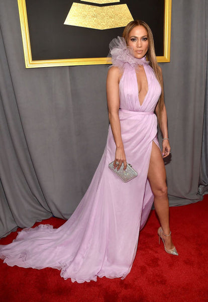 Jennifer Lopez in Ralph & Russo at The Grammy Awards 2017