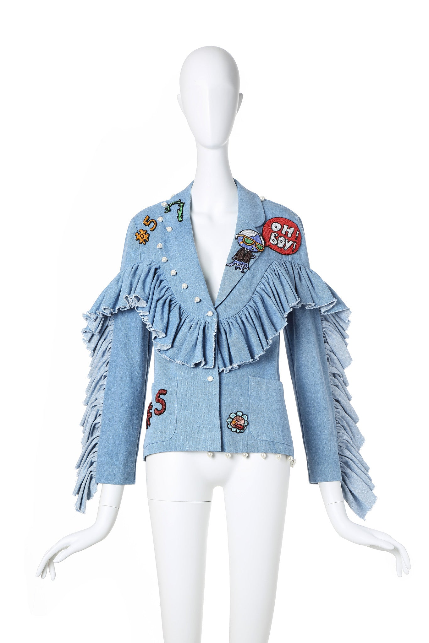Denim Jacket Laurence