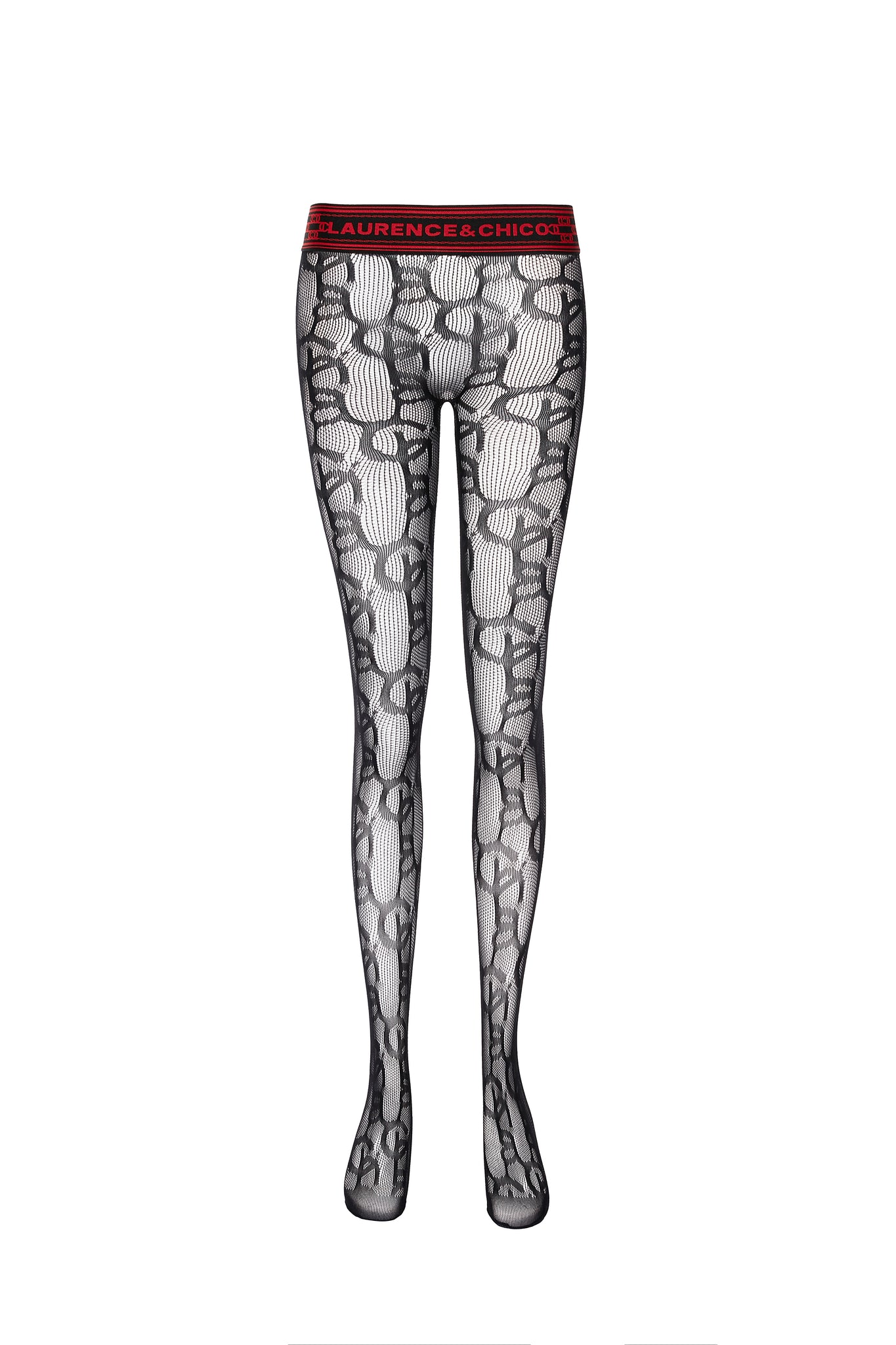 Laulau Chichi Crochet Tights