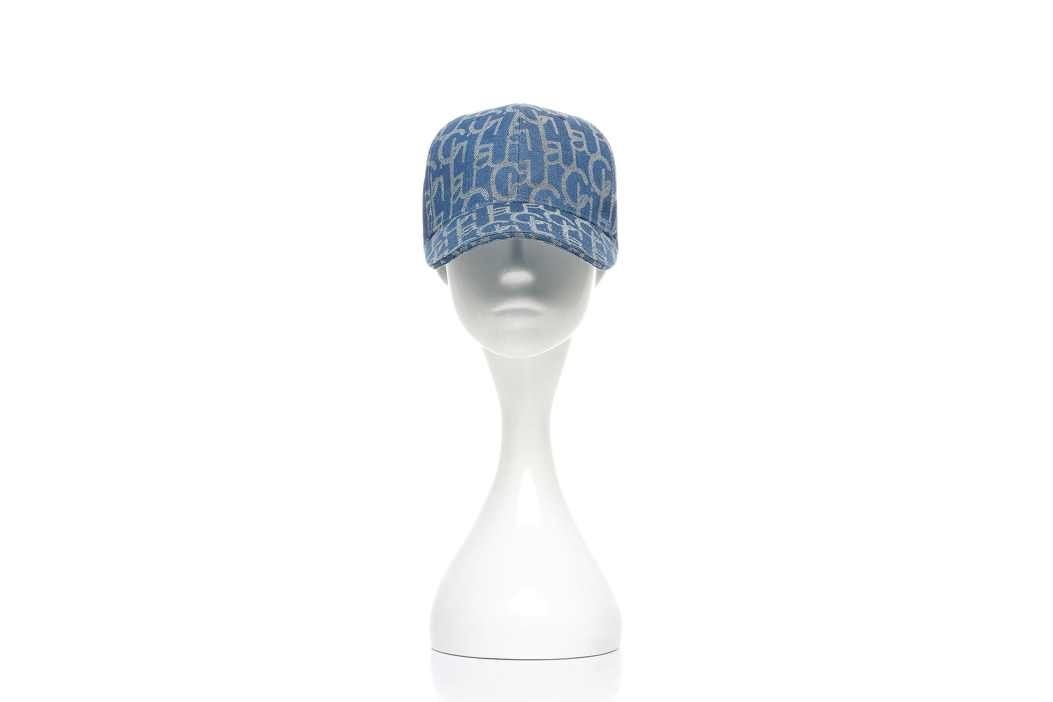 Chichi Laulau Jacquard Baseball Cap, Light Blue