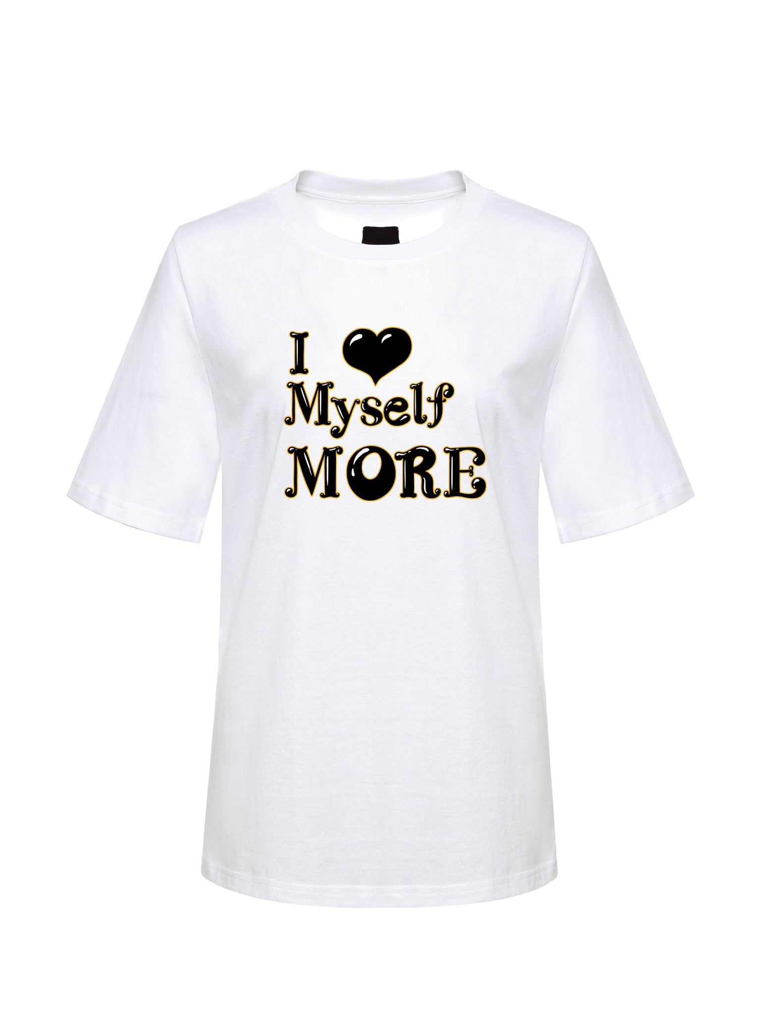 I Love Myself More Tee