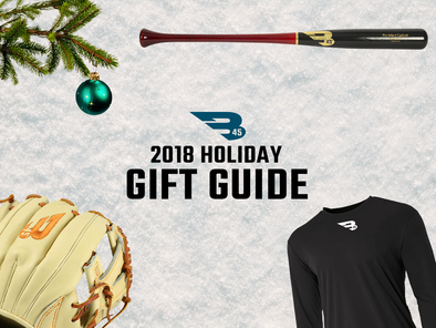 2018 Gift Guide for Baseball Bats and More