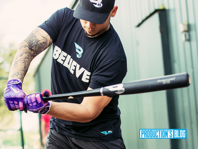 Production's Blog: The idea behind training bats