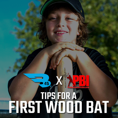 Tips for a first wood bat