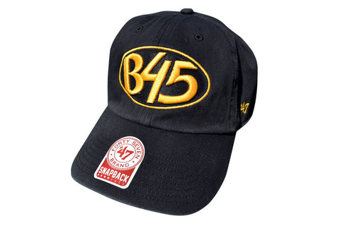 47 Brand Headwear B45 Snapback Hat | Vintage Collection