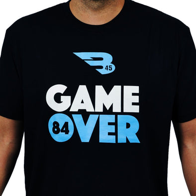 B45 Apparel Small B45 First To Believe Premium T-Shirt | Game Over