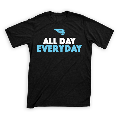 B45 Apparel Small Premium T-Shirt | All Day Everyday