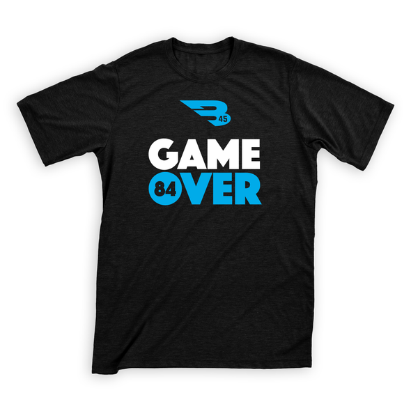 B45 Apparel Small Premium T-Shirt | Game Over