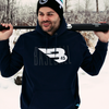 B45 Baseball Apparel Fleece Hoodie