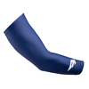 B45 Compression Arm Sleeves Navy #BELIEVE Series Compression Arm Sleeves