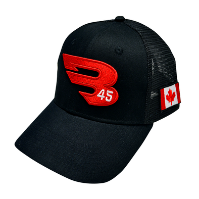 B45 Headwear B45 Trucker Hat - Canada Edition