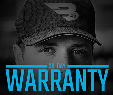 B45 Warranty B45 30-Day Warranty Activation