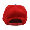 New Era Cap Headwear Blue-White-Red 9FIFTY New Era Snapback Hat