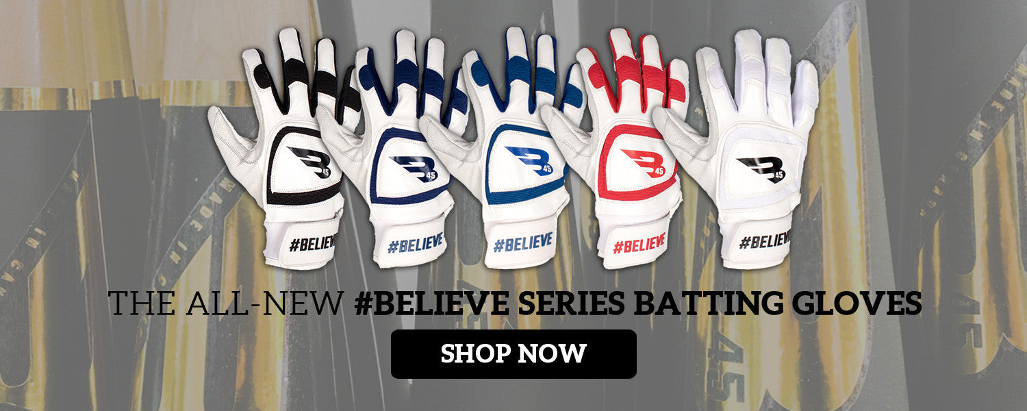 B45 Batting Gloves