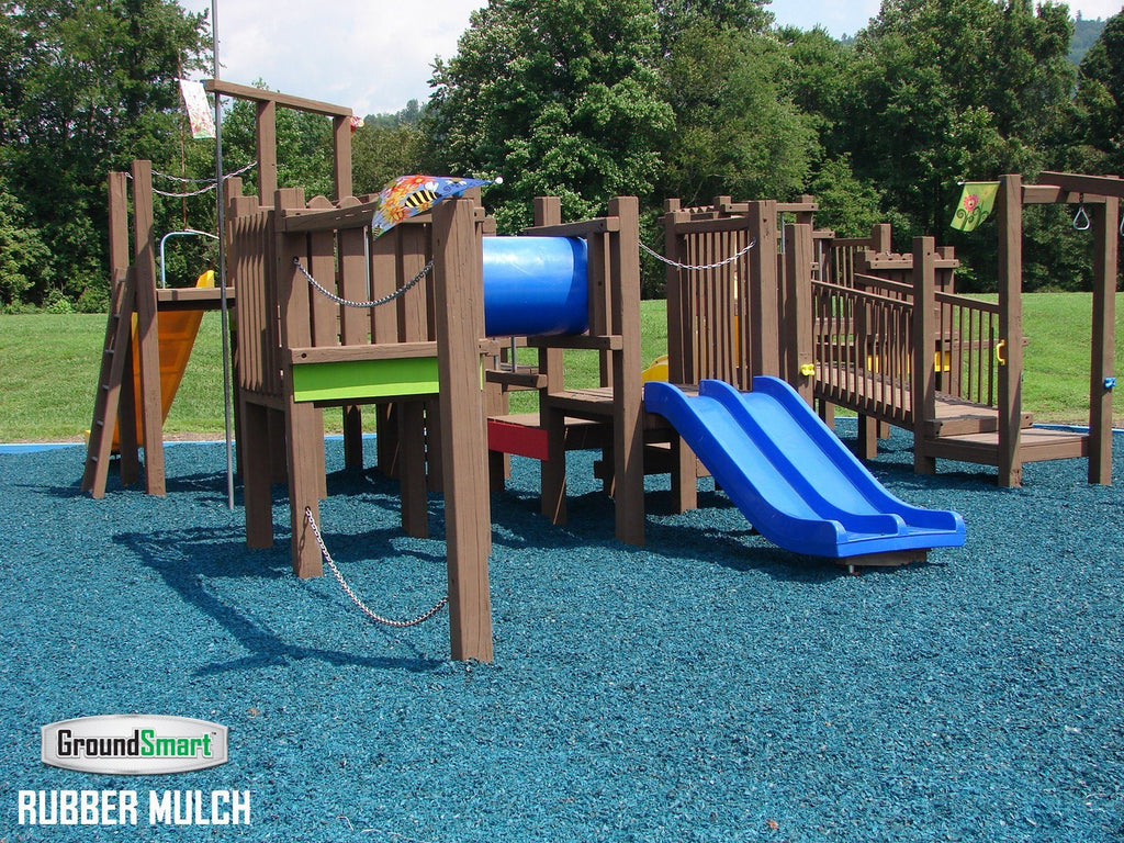 Texas Rubber Mulch - Free Shipping