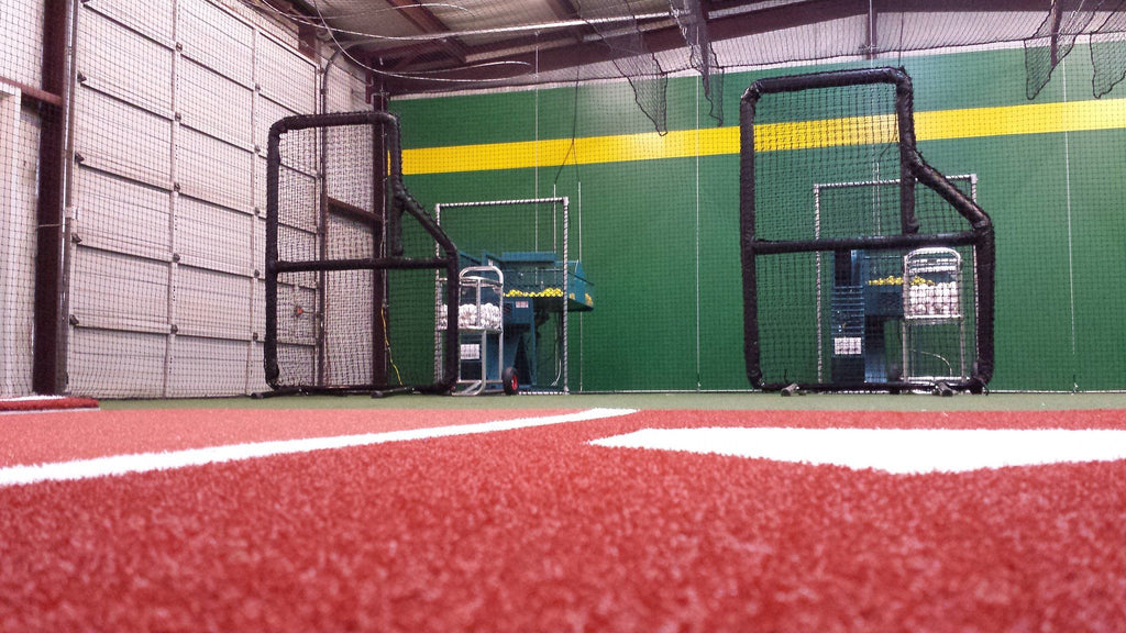 Kodiak Sports Completes On Deck Sports Pro Batting Cage in Athens, TX
