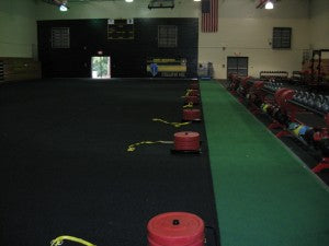 Astro Turf for Cross Fit and Plyometric Training