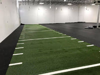 Fitness Flooring Installation