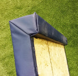 Wood Backed Wall Padding for Baseball & Softball