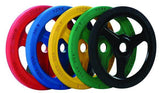 York Colored Bumper Grip Plates