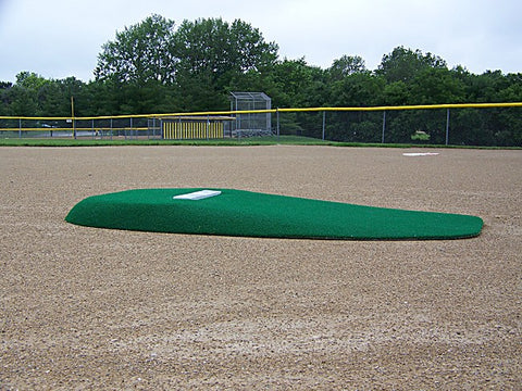 "TruePitch 6"" Fiberglass Portable Baseball Pitching Game Mound 402 - Kodiak Sports, LLC - 1"