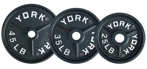 York 2″ Deep Dish Olympic Plate