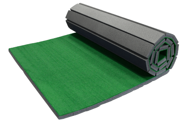 Carpet Bonded Foam Rolls