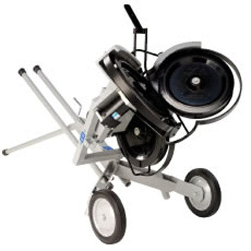 Hack Attack Jr Pitching Machine 3 Wheel Machine
