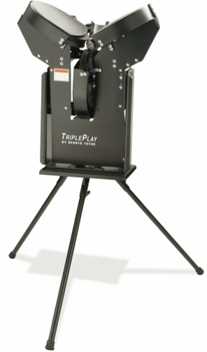 Triple Play Prime Pitching Machine by Sports Tutor