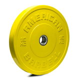 American Barbell Sport Rubber COLOR Bumper Plates (KG)