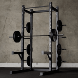 American Barbell Half Rack with 7.5' Uprights