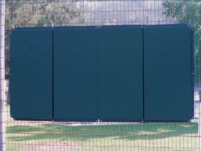 Folding Backstop Padding for Baseball & Softball - Kodiak Sports, LLC - 1