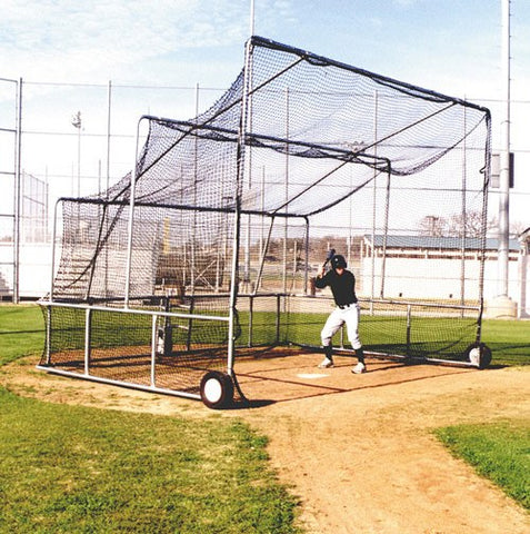 High School Batting Cage Turtle - Kodiak Sports, LLC
