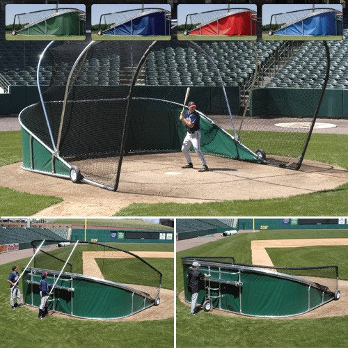 Big Bubba Pro Batting Cage Turtle - Kodiak Sports, LLC