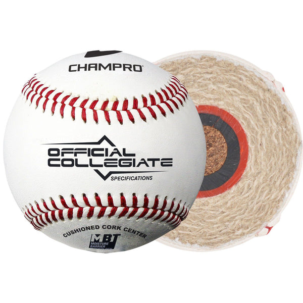 Champro Collegiate Specification Baseball (dozen)