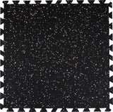 "3' x 3' x 1/4"" (6mm) Everlock Commercial Grade Interlocking Tiles - Kodiak Sports, LLC - 2"